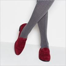 韩国时尚:如何巧搭丝袜和高跟鞋
