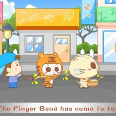 The Finger Band